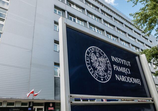 Instytut Pamięci Narodowej w Warszawie