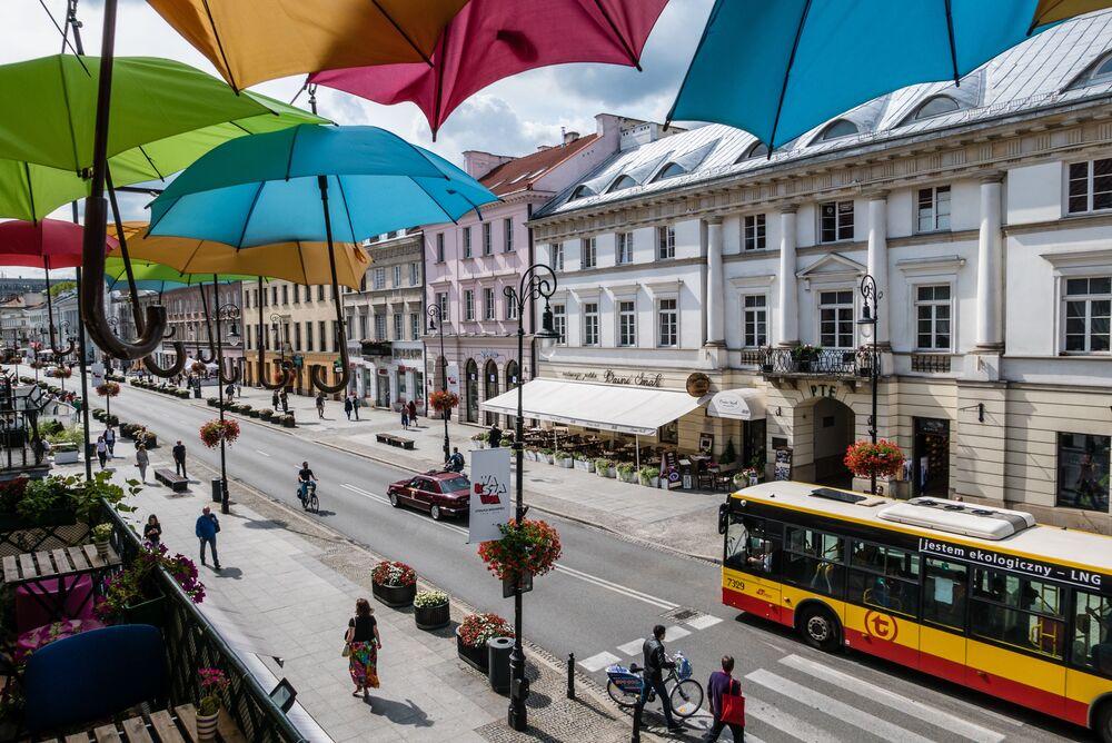 Warszawa Śródmieście. Warszawa.