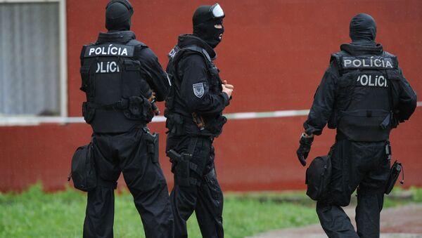 Słowacka policja - Sputnik Polska