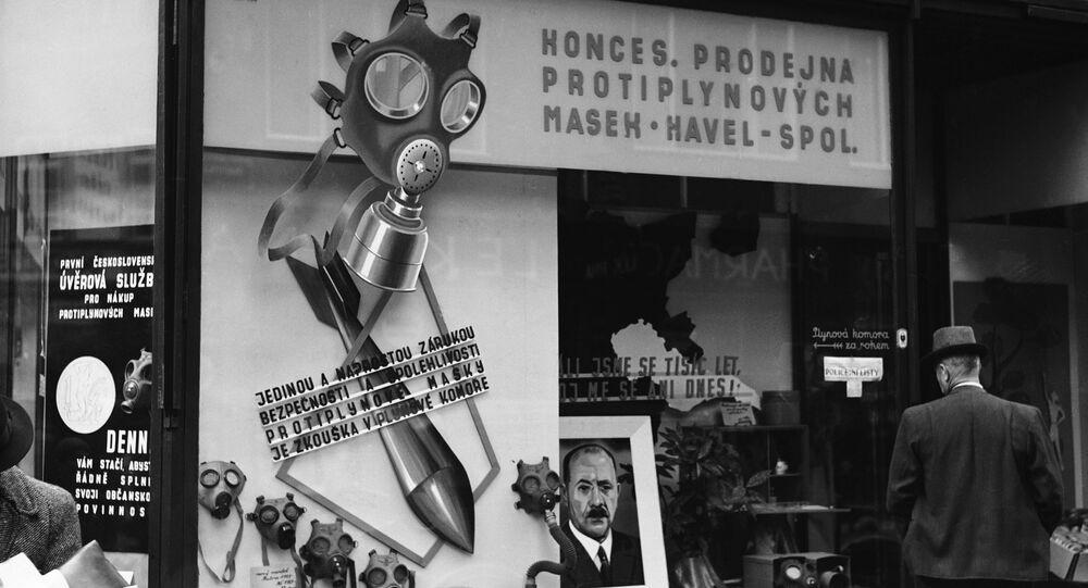 Praga w 1938 roku