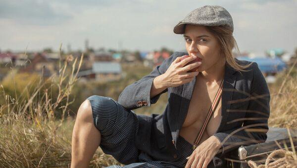 Sesja zdjęciowa Siergieja Suchowieja - Sputnik Polska