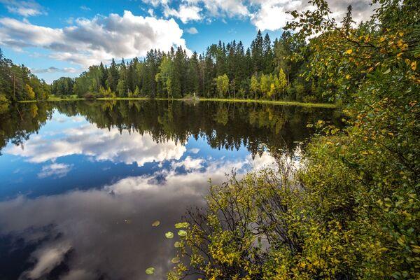 Nikonowskoje jezioro - Sputnik Polska