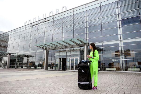 Lotnisko Kolcowo w Jekaterynburgu - Sputnik Polska