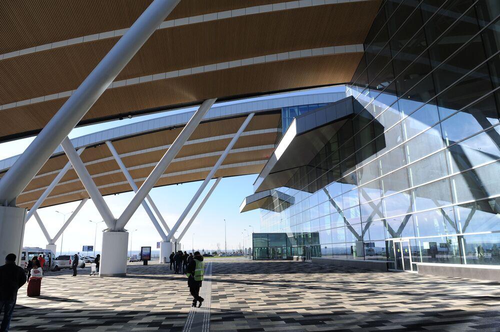 Lotnisko Płatow w Rostowie nad Donem