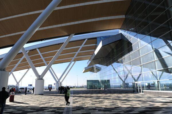 Lotnisko Płatow w Rostowie nad Donem - Sputnik Polska