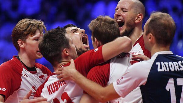 Reprezentacja Polski w siatkówce mężczyzn, MŚ 2018 - Sputnik Polska