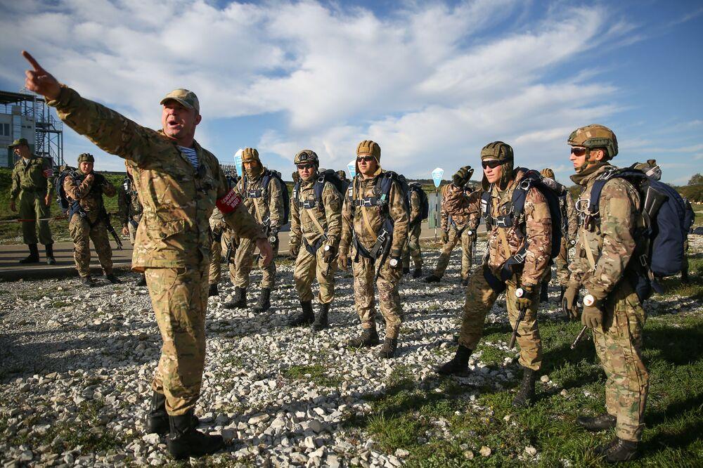 Rosyjski i białoruski desant na wspólnych ćwiczeniach