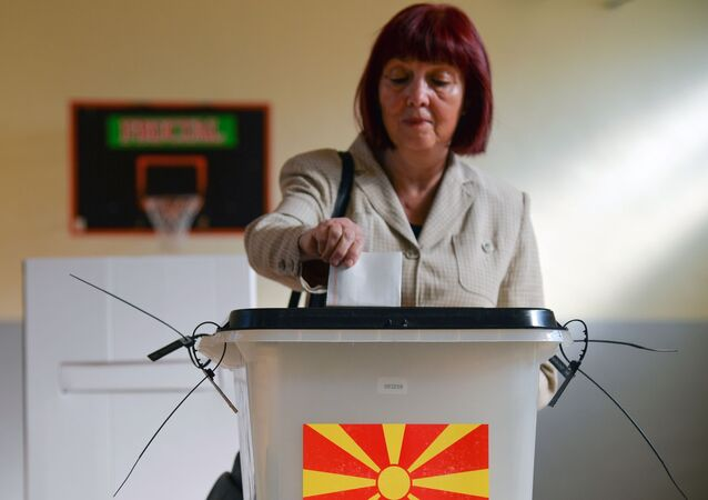 Referendum w Macedonii