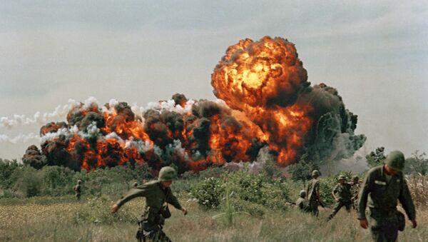 Wojna w Wietnamie, 1966 rok - Sputnik Polska