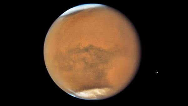 Zdjęcie Marsa zrobione przez teleskop Hubble'a - Sputnik Polska