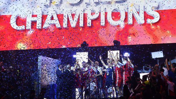 Mistrzostwa świata w siatkówce 2018 - Sputnik Polska