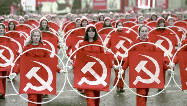 Rocznica rewolucji październikowej, ZSRR - Sputnik Polska