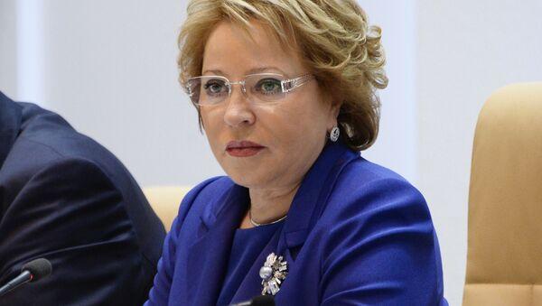 Walentina Matwijenko - Sputnik Polska