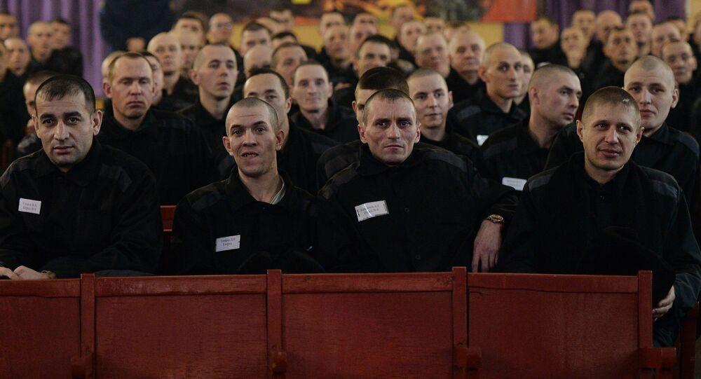 Zakład karny w Nowosybirsku
