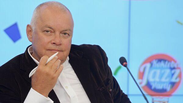 Dmitrij Kisielow: Dżez jest poza polityką… - Sputnik Polska
