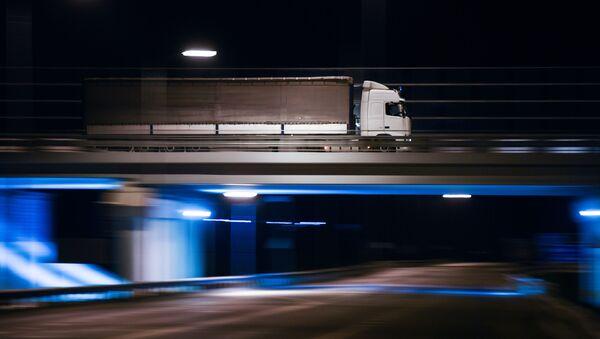 Ciężarówka - Sputnik Polska