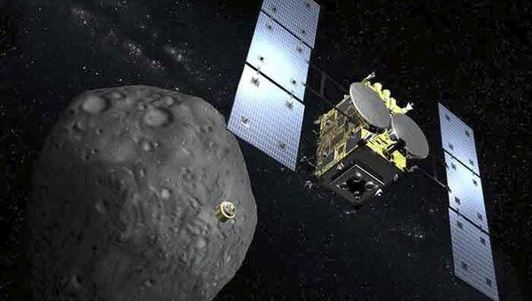 Sonda kosmiczna Hayabusa 2 - Sputnik Polska