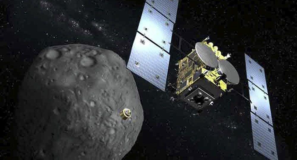Sonda kosmiczna Hayabusa 2