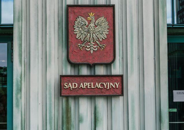 Sąd apelacyjny. Warszawa.