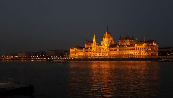 Węgierski parlament w Budapeszcie, Węgry - Sputnik Polska