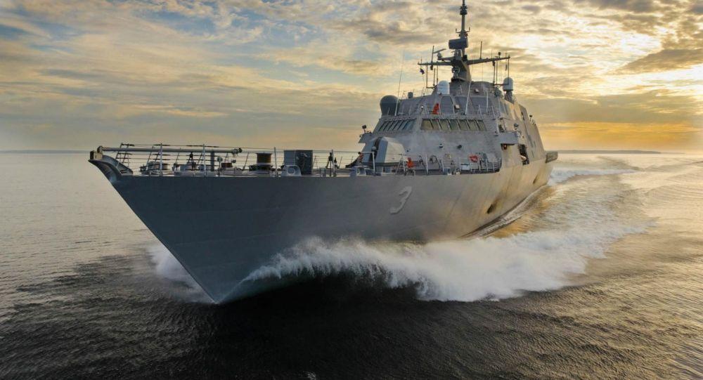 Okręt USS Fort Worth (LCS-3)