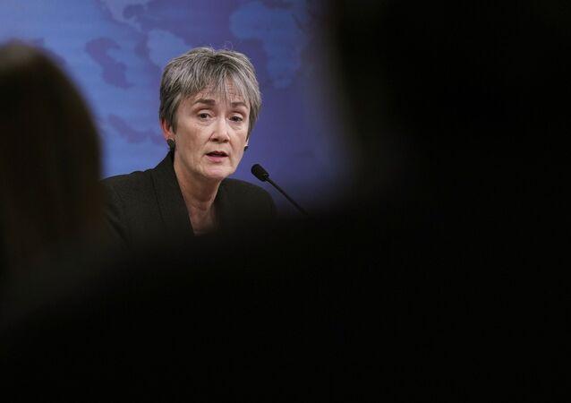 Sekretarz Sił Powietrznych USA Heather Wilson