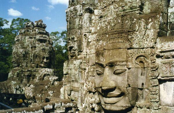 Ruiny Angkor w Kambodży - Sputnik Polska