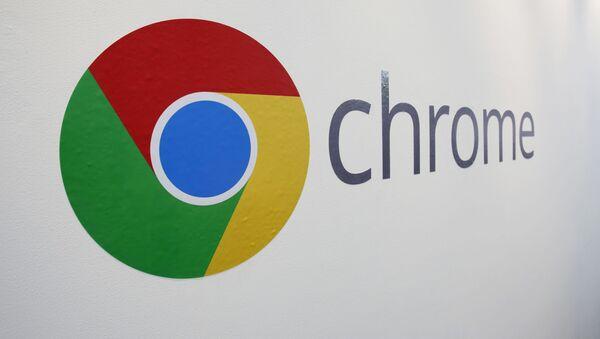 Logo przeglądarki Google Chrome - Sputnik Polska