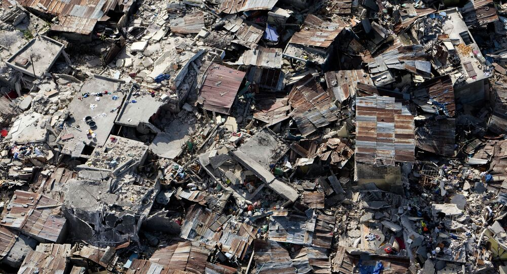 Haiti po trzęsieniu ziemi