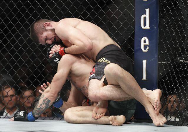 Khabib Nurmagomedov vs. Conor McGregor