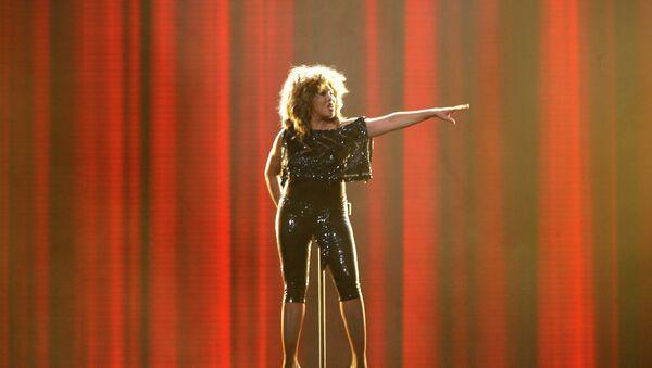 Amerykańska piosenkarka Tina Turner - Sputnik Polska