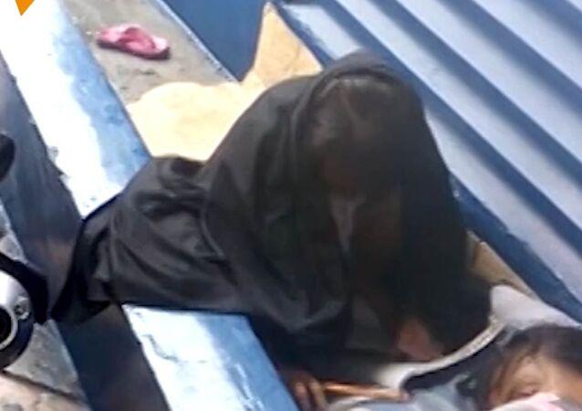Zadanie domowe pod ulewnym deszczem