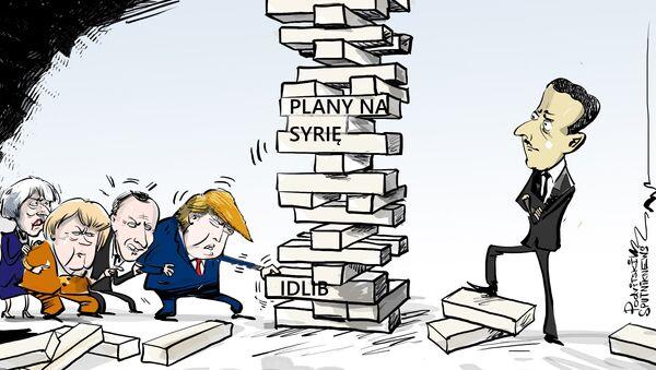 Dajesz, Donald! - Sputnik Polska