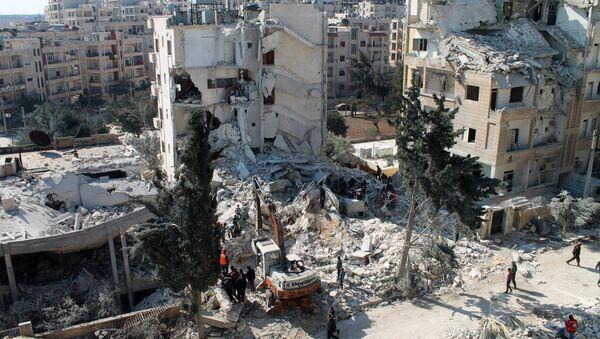 Idlib, Syria - Sputnik Polska