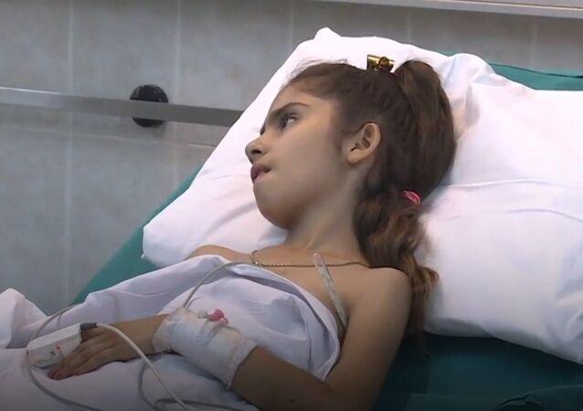 Dziewczynka z Aleppo