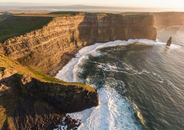 Klify Moheru w zachodniej części Republiki Irlandii