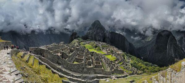Huayna Picchu - szczyt w południowym Peru - Sputnik Polska