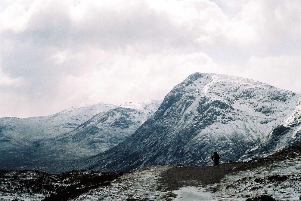 Buachaille Etive Mor – szczyt w paśmie Glencoe w Grampianach Zachodnich, Szkocja