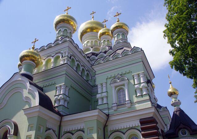 Monaster Opieki Matki Bożej w Kijowie