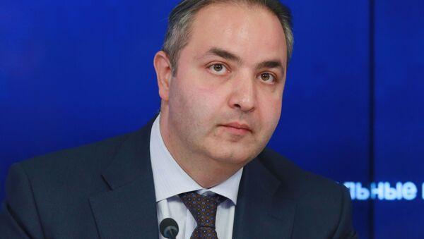 Wiceminister przemysłu i handlu Gieorgij Kałamanow - Sputnik Polska