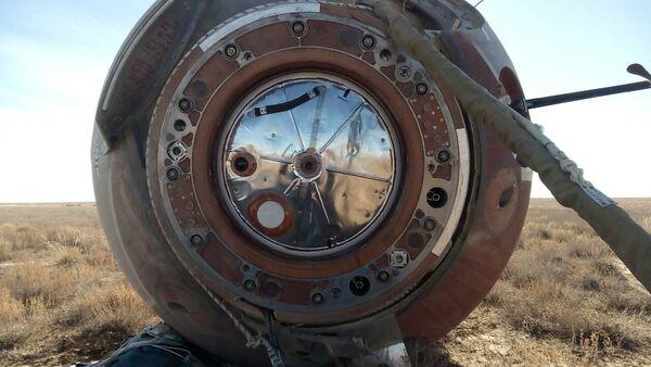 Awaria Sojuza podcza startu z Bajkonura - Sputnik Polska
