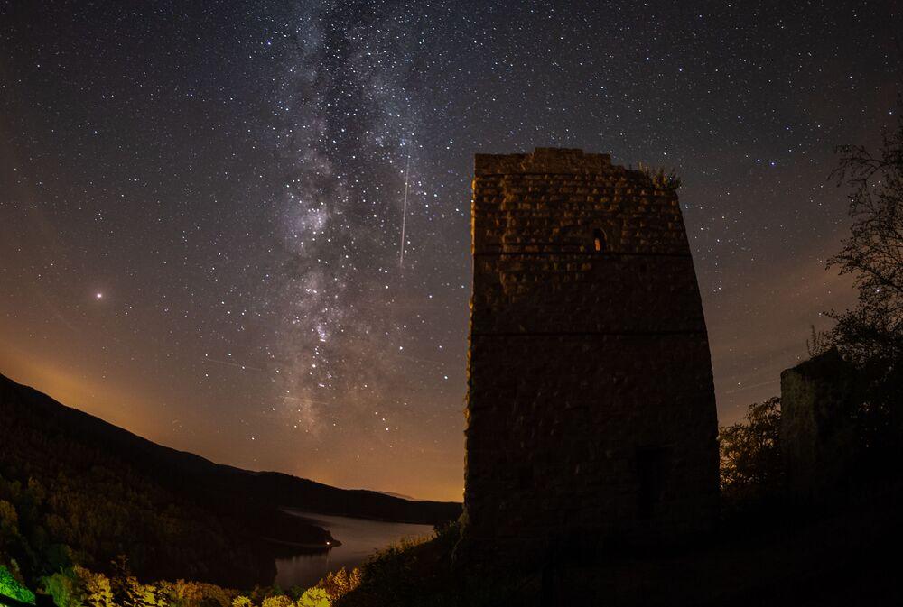 Droga Mleczna, Francja