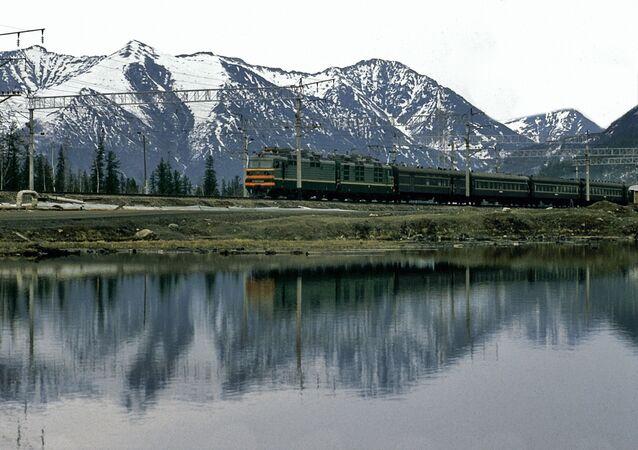 Kolej Bajkalsko-Amurska -  linia kolejowa w Rosji, przechodząca przez wschodnią Syberię i rosyjski Daleki Wschód