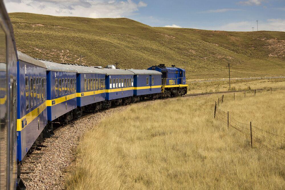 PeruRail – przewoźnik kolejowy obsługujący połączenia na linii południowoperuwiańskiej