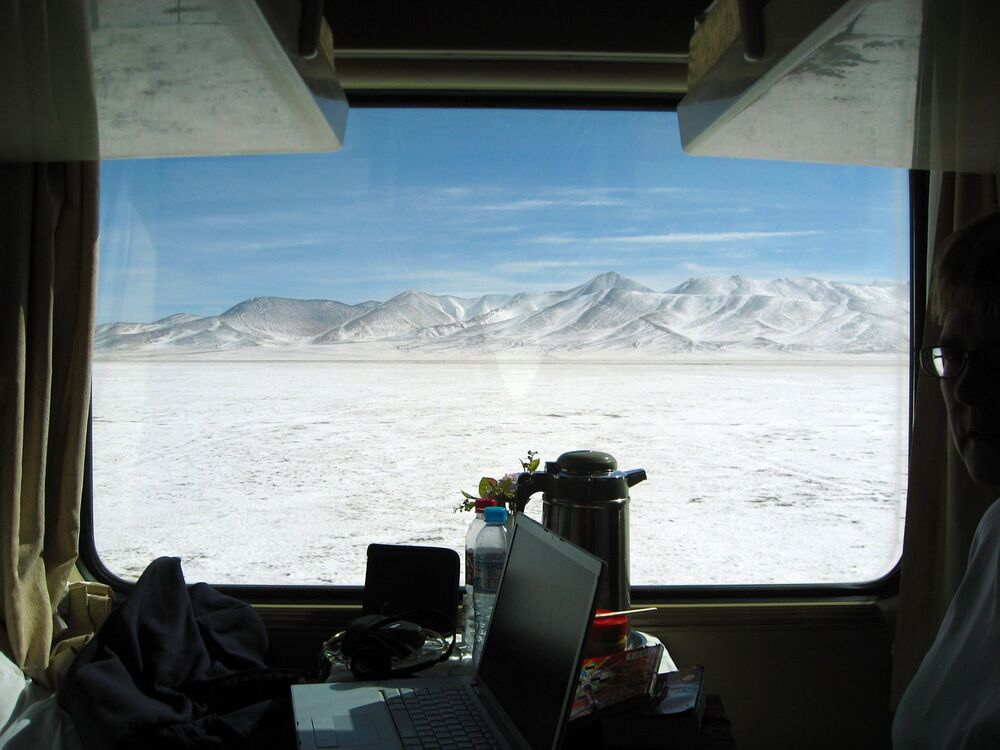 Linia kolejowa Qinghai-Tybet