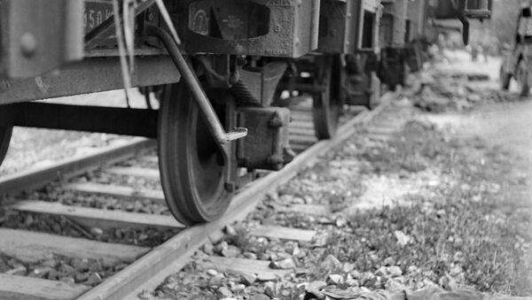 Wagon niemiecki za czasów II wojny światowej - Sputnik Polska