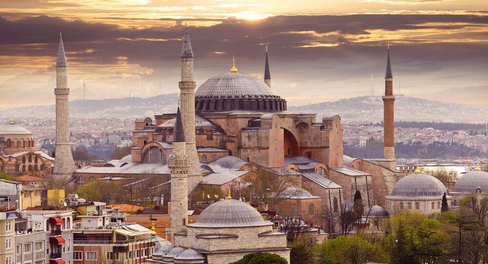 Kościół Mądrości Bożej w Stambule