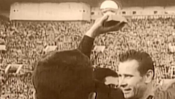 Najlepszy bramkarz XX wieku - Sputnik Polska