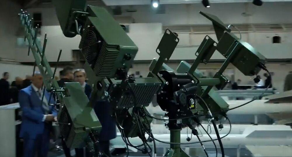 """Ukraiński system do zwalczania technicznych środków rozpoznawczych """"Nota"""""""