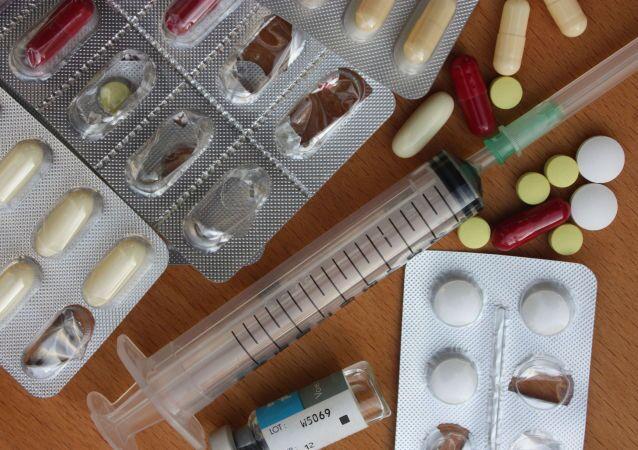 Substancje farmaceutyczne